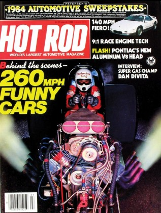 HOT ROD 1984 MAR - DIVITA, BO LAW, BUD KING, KIT RODS